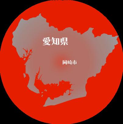 施工エリア地図